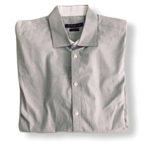 John Varvatos SZ 17, 34/35 dress shirt